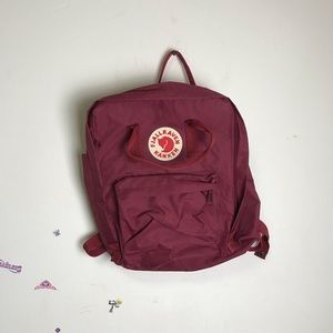 fjallraven kanken backpack very clean